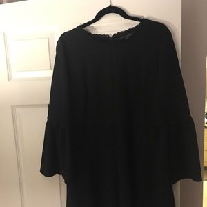 Beautiful black dress!! Banana Republic